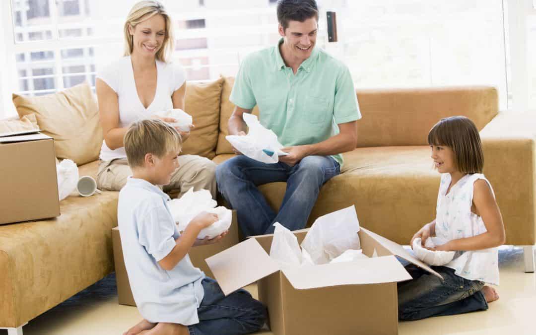Советы по организации переезда