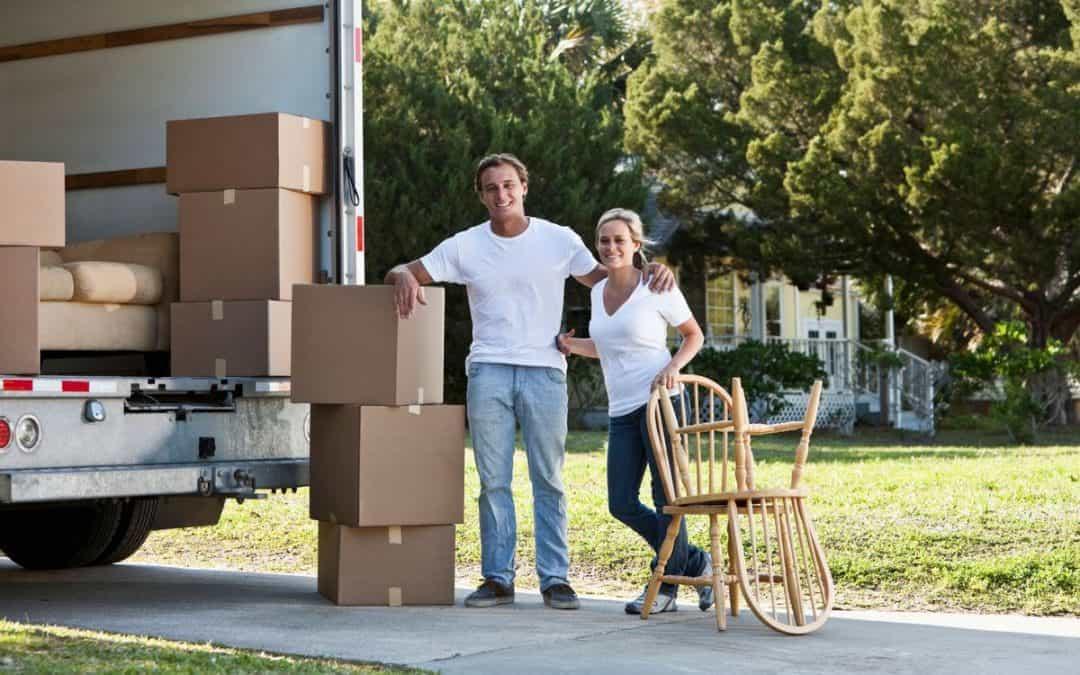 Необходимые формальности при переезде в другой город