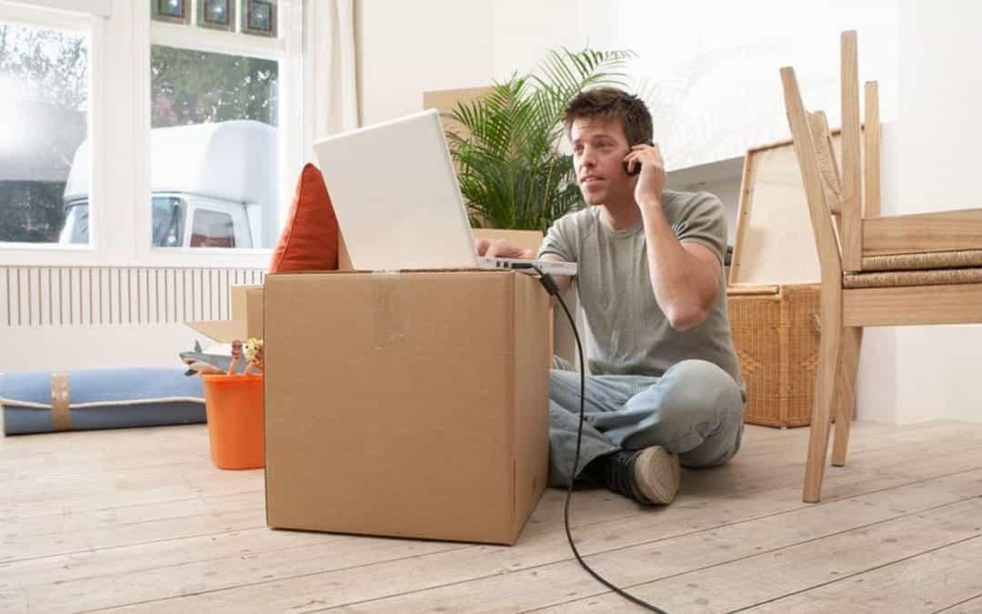 Чеклист подготовки к переезду