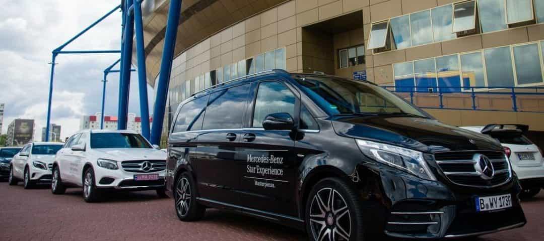 Роад-шоу Mercedes-Benz