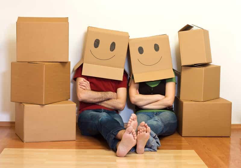 Советы бывалых при переезде