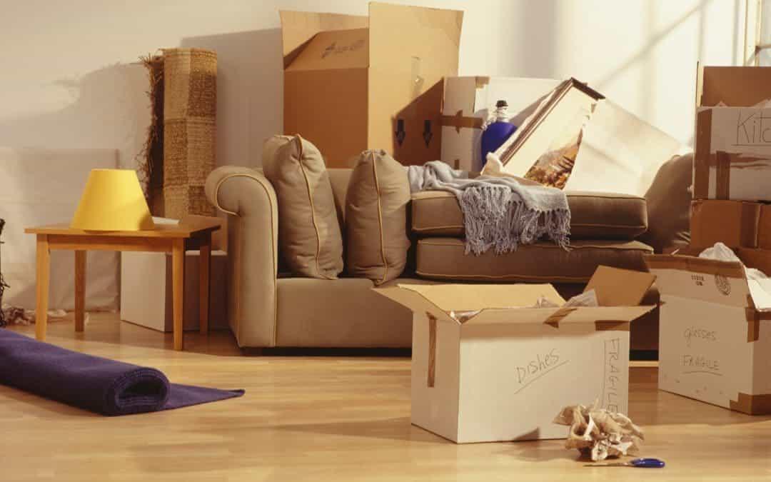 10 правил облегчающих переезд