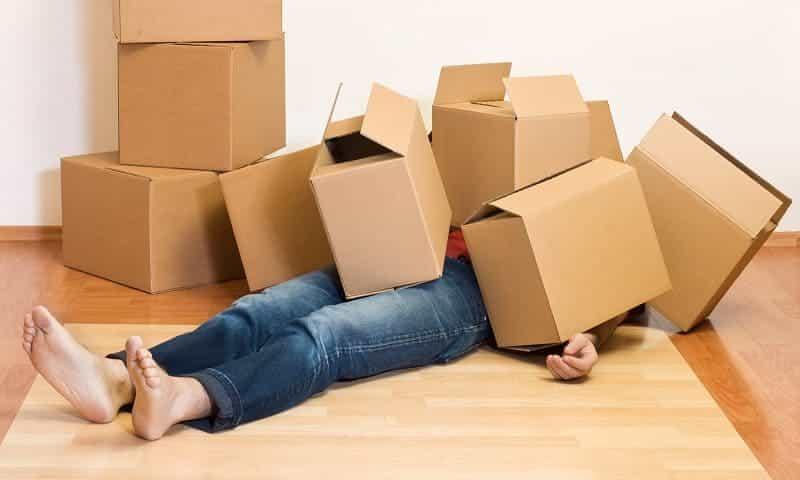 Ящики для переезда: на что обратить внимание?