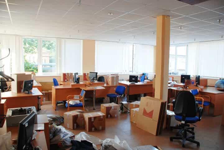 Как ничего не перепутать при офисном переезде