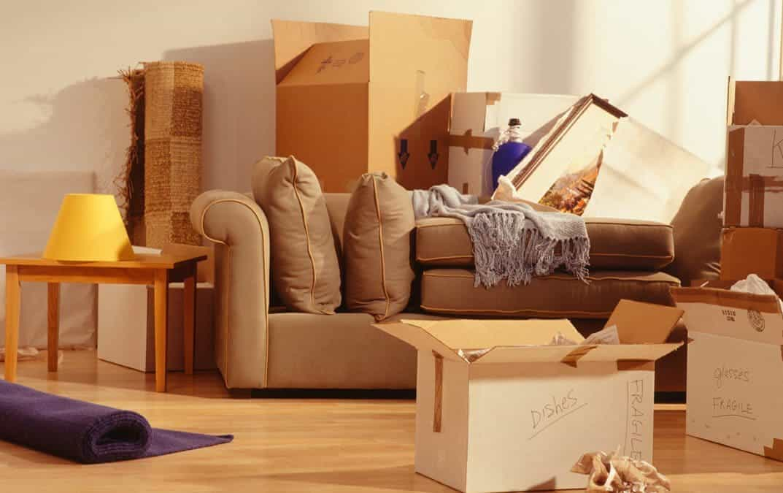 Как подготовить имущество к квартирному переезду