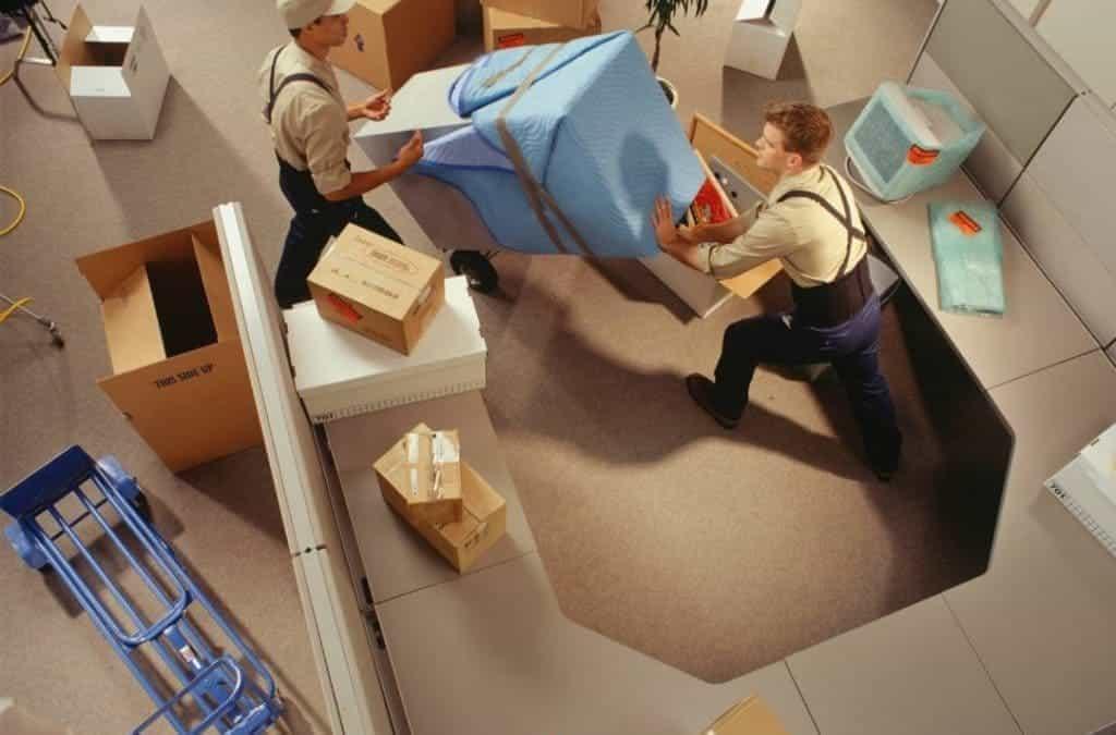 Как упаковать электронику при переезде?