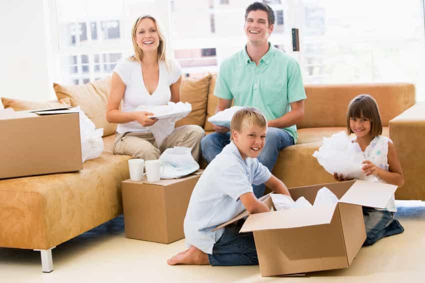 Что всегда должно быть под рукой во время переезда?
