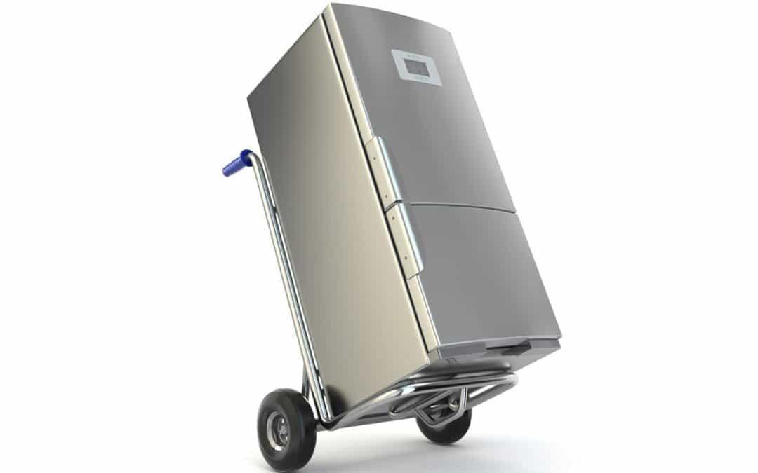 Перевозка холодильников по Харькову